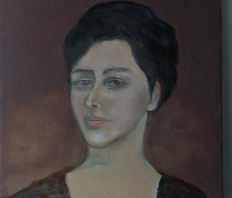 Ann Lahti - Portrait Livia