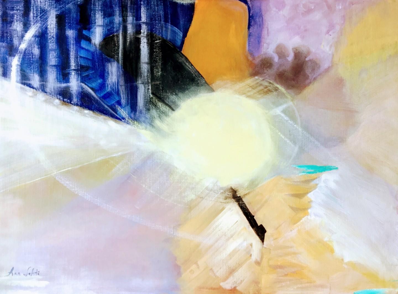Ann Lahti - Le Luminaire Azur