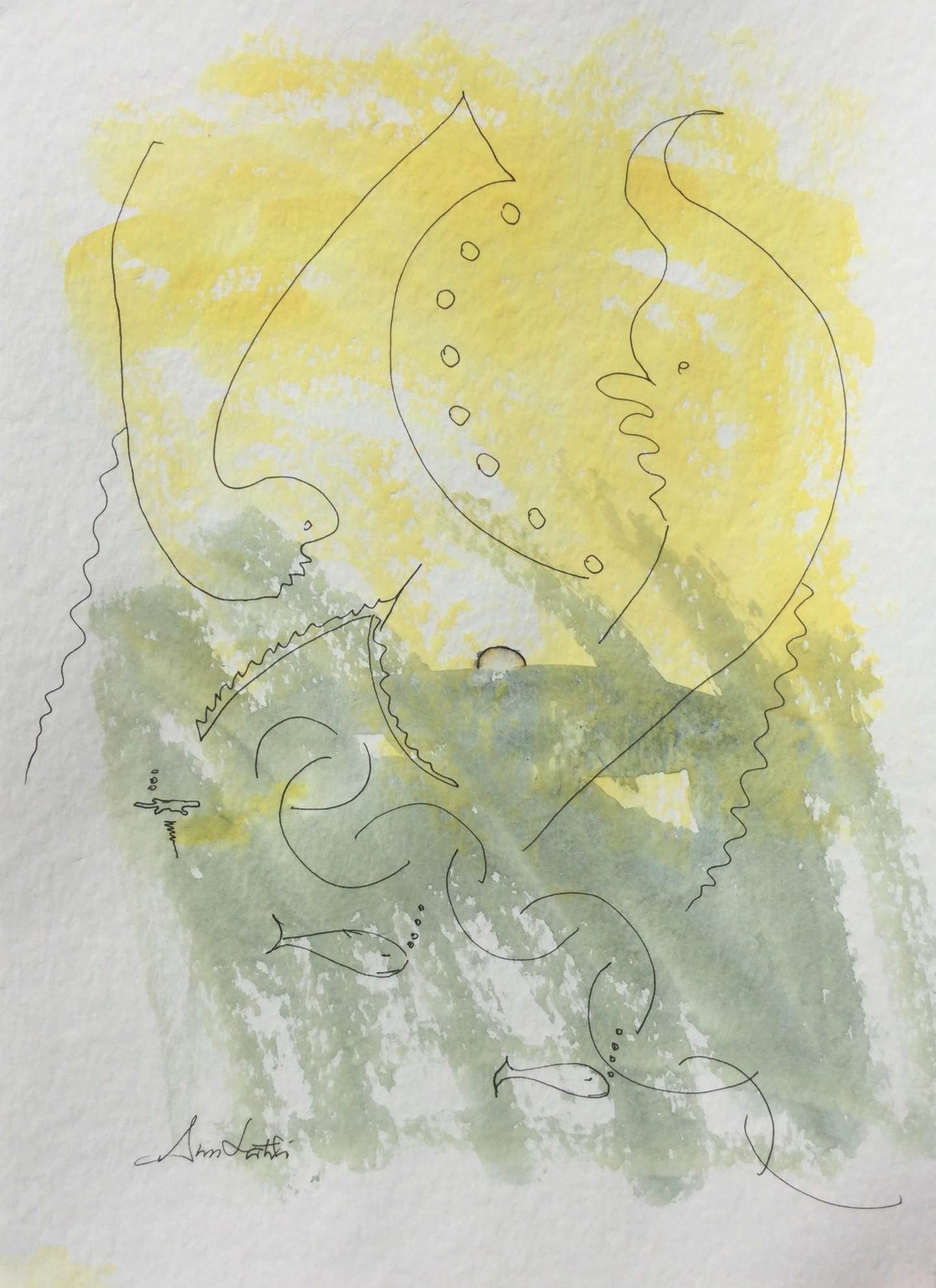 Ann Lahti - Sealife