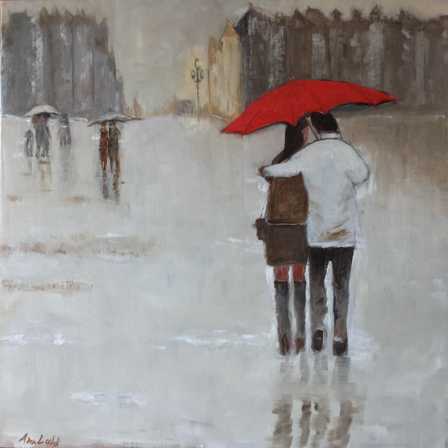 Ann Lahti - On A Rainy Day