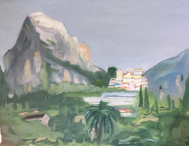 Ann Lahti - Mountain St Jeannet