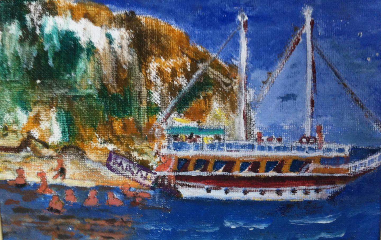 Ann Lahti - Island Cruise