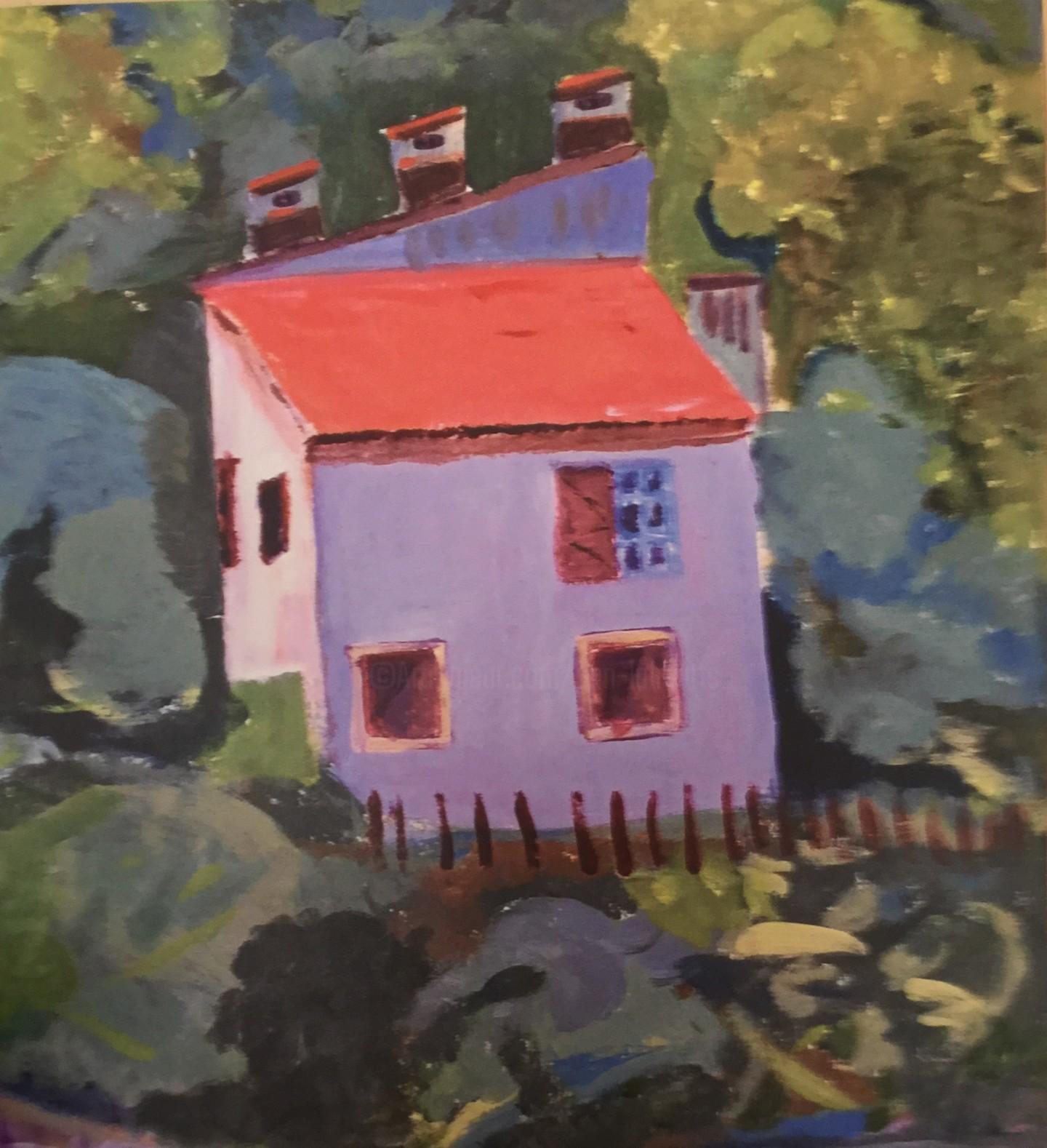Ann Lahti - House in Provence