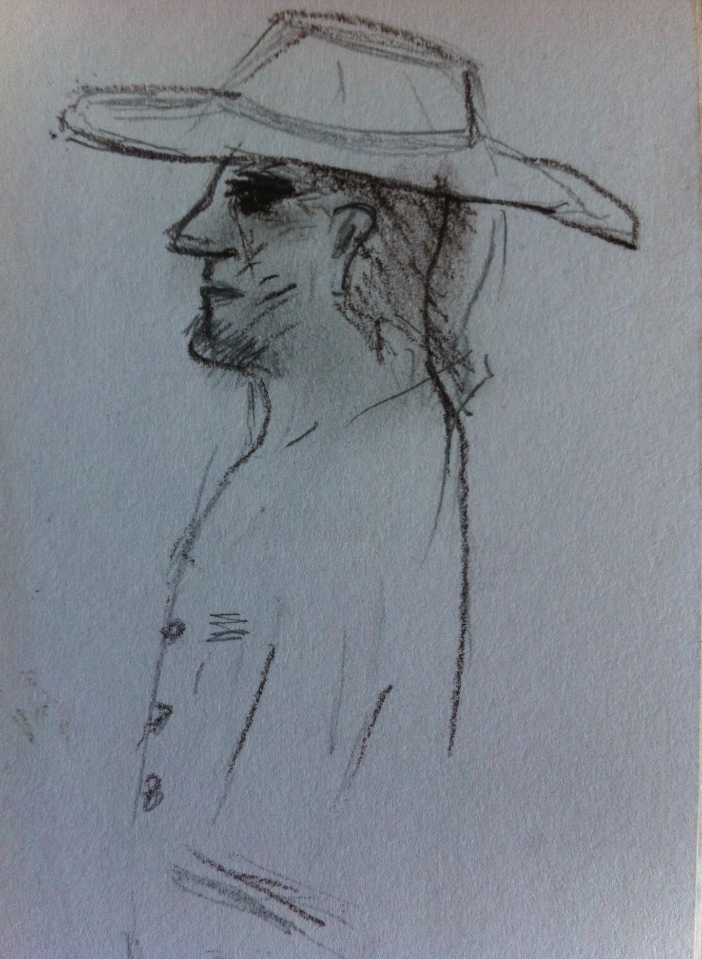 Ann Lahti - George Portrait