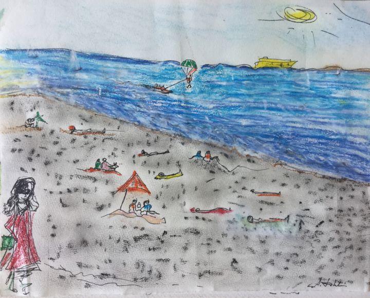 Côté D'azur - A la plage